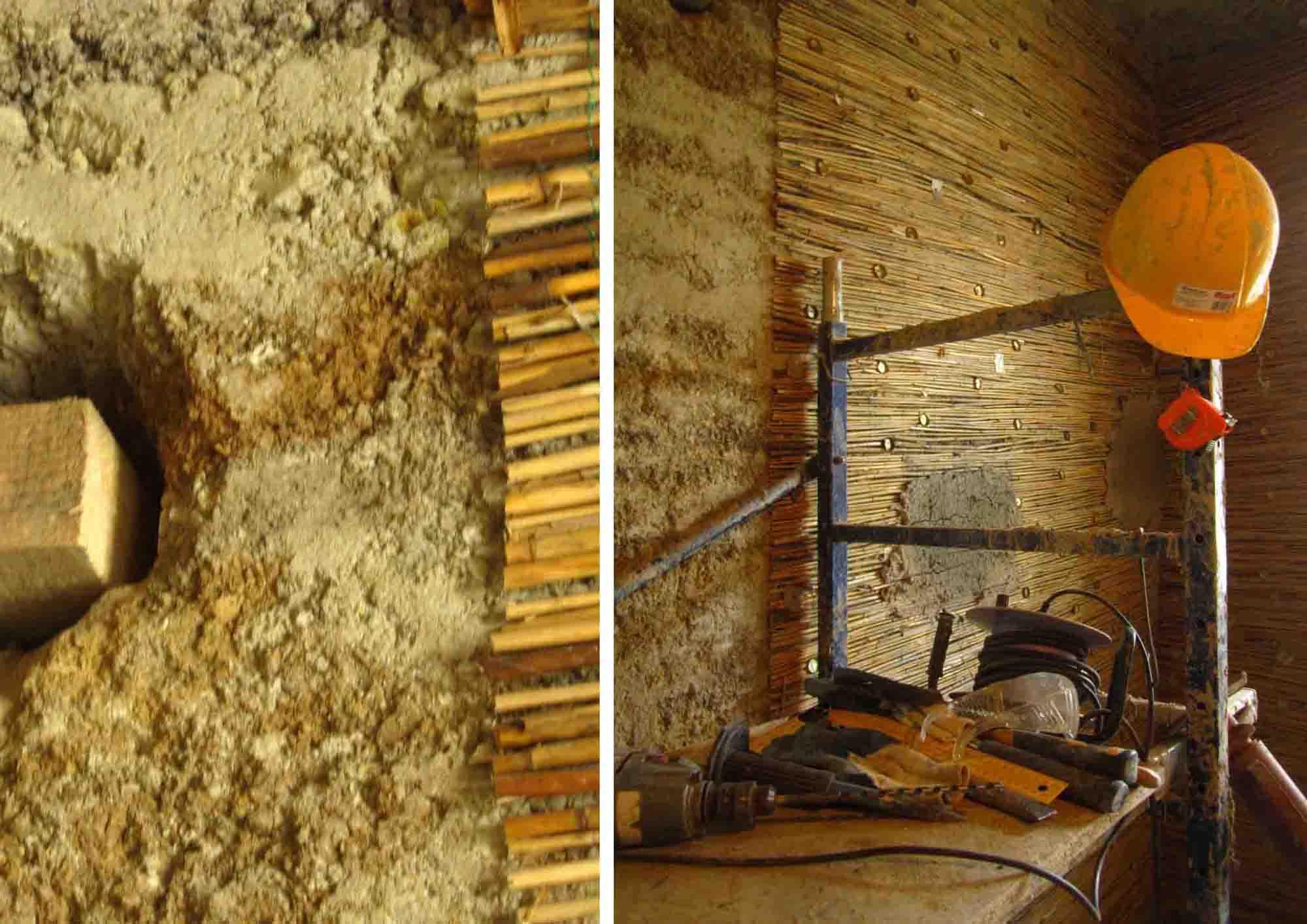 03 postavljanje natprozorne grede u zidu od naboja