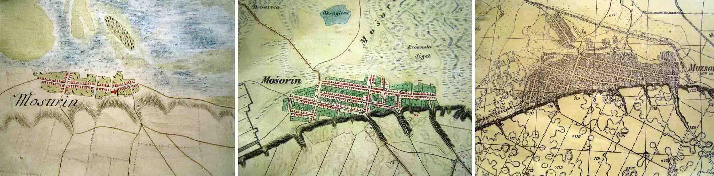 15 mape Mosorina