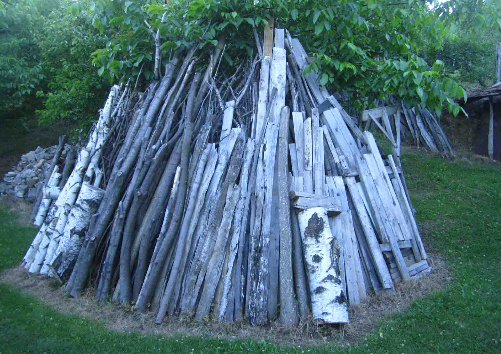 25 Draca radionica jun 2015 Dan2 slaganje drveta