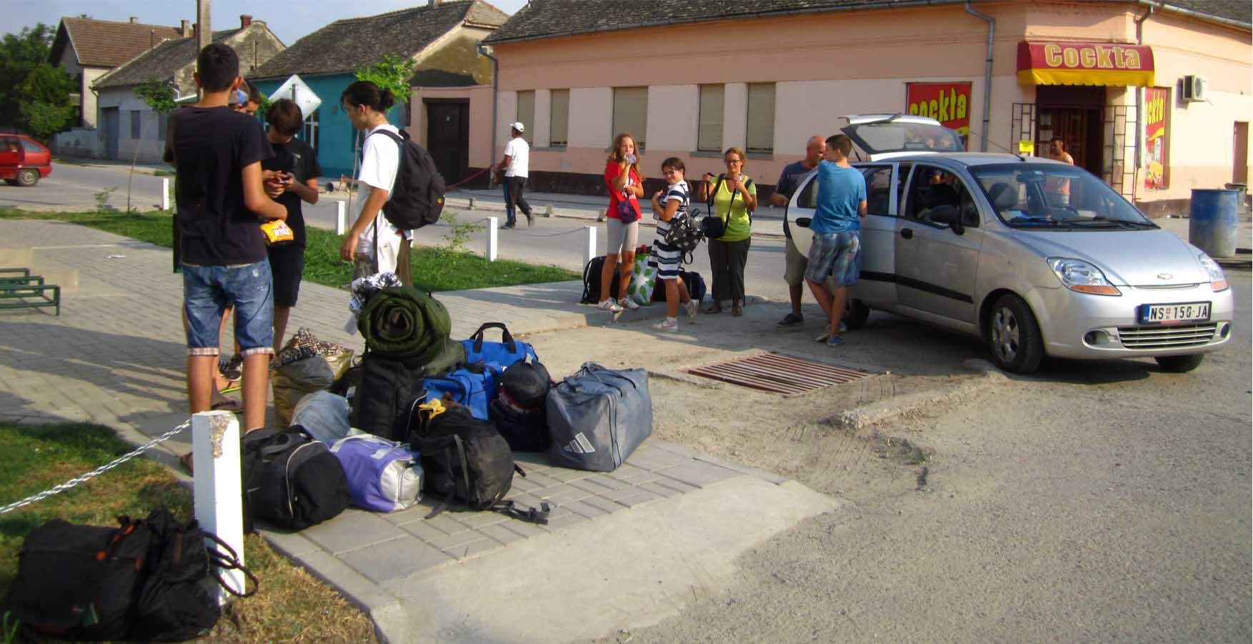 31 Mosorin Kamp zemljane gradnje MMAjnstajn Mashin odlazak