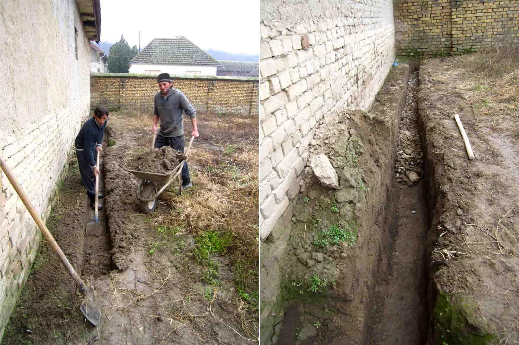 2 Mosorin kopanje drenaznog kanala