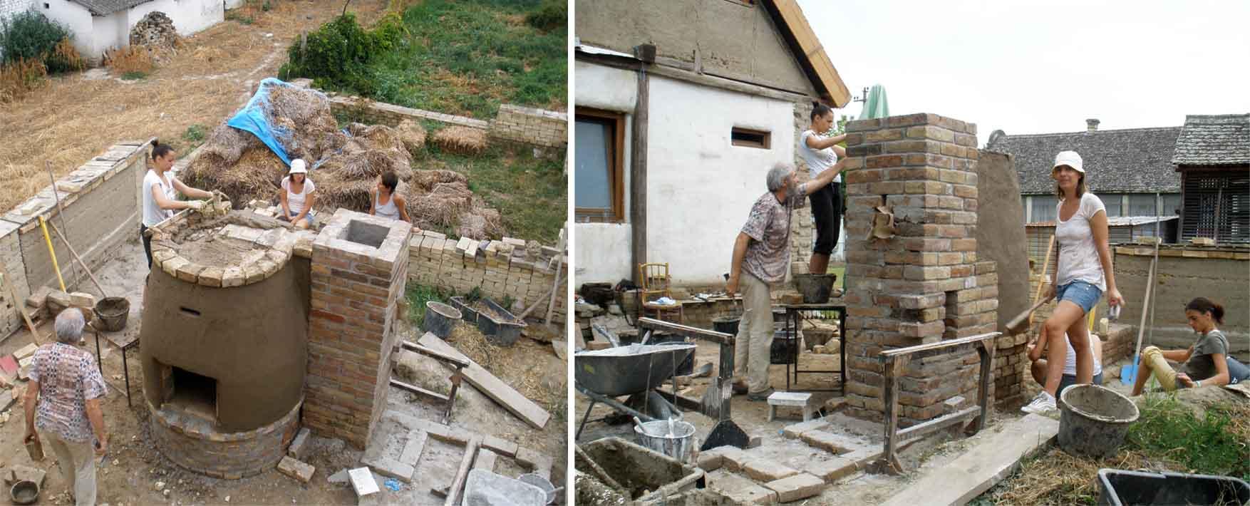 48 pećke Vass Zoltan žemska pećka radionica zidanje