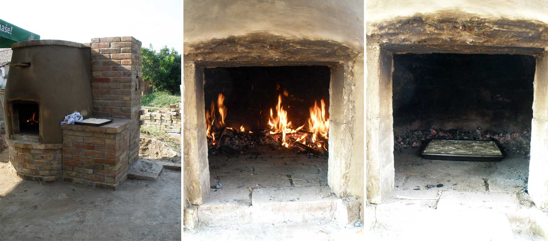 54 pećke Vass Zoltan žemska pećka radionica peti dan prva vatra